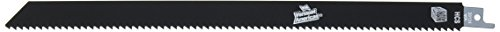 12' Reciprocating Blade - Vermont American 30134 6 Tooth High Carbon Steel Reciprocating Saw Blades, 12-Inch Blade Length