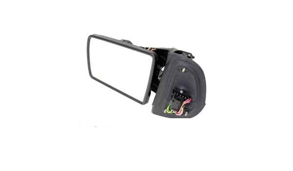 US Made Door Mirror Glass Replacement Passenger Side For Mercedes S600 96-99