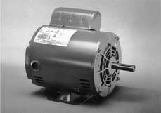 Marathon C158 56 Frame General Purpose Motor, Single Phase Capacitor Start, Rigid Base, Open Drip Proof, 6.0/3.2-3.0 amp, 1/3 hp, 1800 rpm, (Single Phase Capacitor)