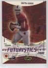 (Football Card) 2000 UD Ionix - [Base] #74 ()