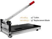 """Floor Dot 13"""" Pro Flooring Cutter for Laminate Flooring, Parquet and Engineered Wood"""