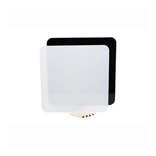 Smith-Victor 12x12 Acrylic Shooting Platform, One Black & One White