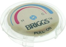 Acrylic Index Button - Briggs Cascade Index Button - Briggs F129-100