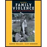 Family Violence- Legal, Medical, & Social Perspectives (6th, 11) by Wallace, Harvey - Roberson, Cliff [Paperback (2010)]