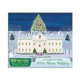 - 500 Piece Puzzle: White House Holiday
