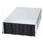 Supermicro 1280W 4U 3.5-Inch SAS/SATA Rackmount JBOD Storage Enclosure Server Chassis CSE-847E26-R1K28JBOD