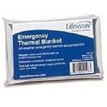 Lifesecure Emergency Thermal Blanket - Model 91198 - Each