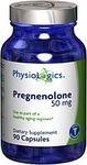 Physiologics - prégnénolone 50