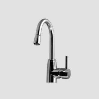 Etonnant KWC 10.501.012.700 SYSTEMA Single Lever Pull Down Kitchen Faucet, Stainless  Steel