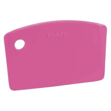 Mini Bench Scraper, Polypropylene, Pink (Pack of10)