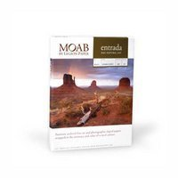 Moab Entrada Rag Natural 300gsm Double Sided 8.5x11-25 Sheets