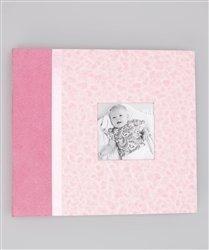 Aimeej MKA-LX-101 Luxe Mini Baby Memory Album, Pink by - Mall 101 Shopping