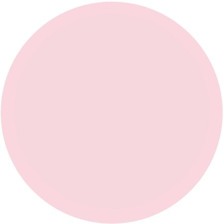 Wall Pops WPD99823 Gigi Pink Dot Pack of 2 ()