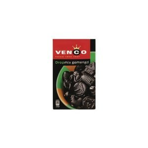 Venco Mixed Licorice 18.3 oz Box (pack of 4)