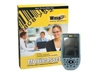 Wasp Barcode Technologies Mobileasset V5 Enterprise-Bundle with WPA1200 WinCE 5.0 633808390693