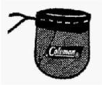 Coleman Exponent Replacement Model 20 Standard Tie