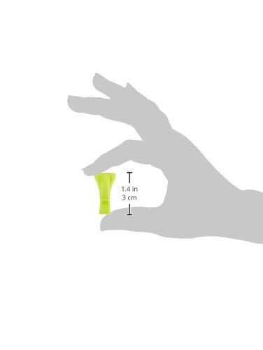 Bobino Key Clip Portachiavi, Verde, 2x4x2 cm