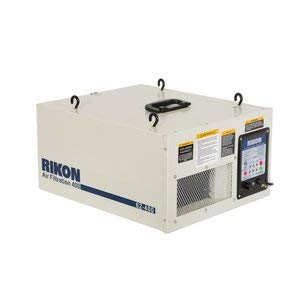 Rikon Air Filtration 400 (Best Shop Air Filtration System)