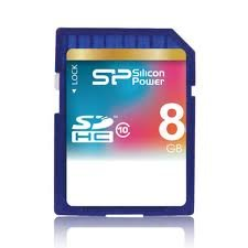 Silicon Power SDHC 8GB Class 10 by Silicon Power