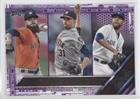 Dallas Keuchel; Collin McHugh; David Price (Baseball Card) 2016 Topps - [Base] - Toys