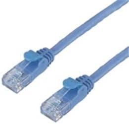 (業務用10セット) エレコム(ELECOM) LANケーブルCAT6 3mブルー5本 LD-GP/BU3/C ×10セット