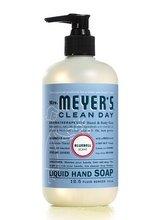 Mrs. Meyer's Clean Day Hand Soap Liquid, Apple, 12.5-Fluid Ounce Bottle