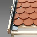 Velux Dachfenster GGU Schwingfenster 114x140cm SK08 0070 Thermo Kunststoff mit Ziegeleindeckrahmen EDZ 2000
