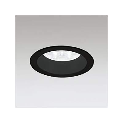 LEDダウンライト M形 埋込穴φ100 HID35W形 LED9灯 配光角:49°連続調光 本体色:ブラック 温白色形 3500K B07S1RSQQ3