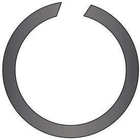 50mm Pkg of 65 Bearing Rectangular DSB-050 Spring Steel Internal Wire Retaining Ring