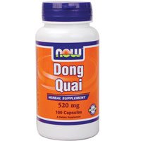 Now Foods Dong Quai, 100 caps / 520 mg ( Multi-Pack)