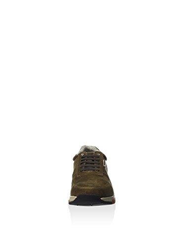 Zapatos para hombre, color marr�n , marca LUMBERJACK, modelo Zapatos Para Hombre LUMBERJACK BRIDGE Marr�n Verde Militar
