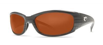 Costa Del Mar Hammerhead Sunglasses Silver Teak / Copper - 580 Hammerhead Costa