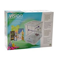 Vision Bird Cage Starter Kit, Small