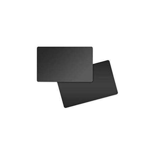 Zebra Plastikkarte - Black/Black - Matte
