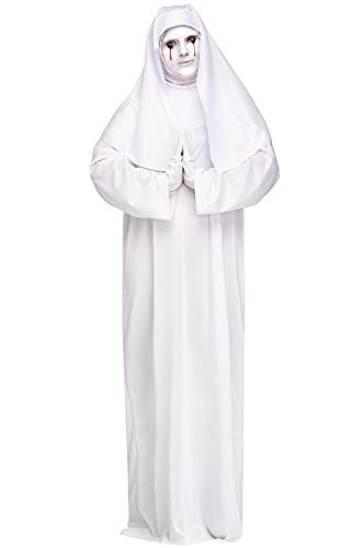 Horror Prom Night Costumes - Fun World Women's Sister Scary, White