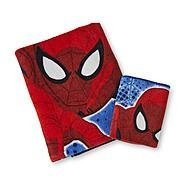 Spiderman Two Piece Bath Set