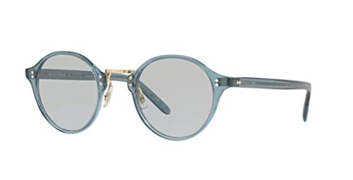 Oliver Peoples OP-1955 OV5185S - 1617R5 Sunglasses SUN WASHED TEAL 48mm (Oliver Peoples Vintage Sunglasses)