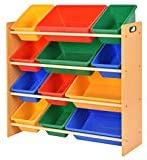 Giantex Toy Organizer Bin Kid s Toy Storage Organizer