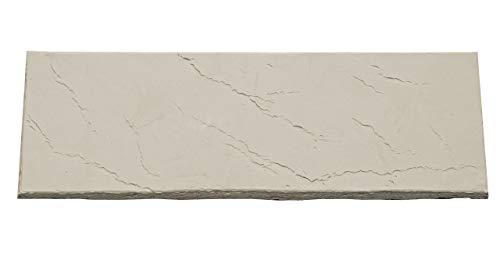 Trimfree Lawn Border Pavers - 10 Feet - 5 pieces - Sandstone (Renewed)