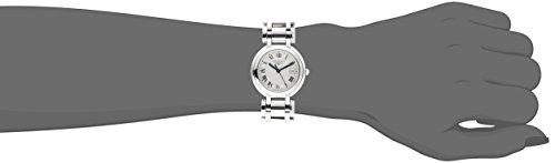 Longines Women's LNG81124716 PrimaLuna Silver Dial Watch