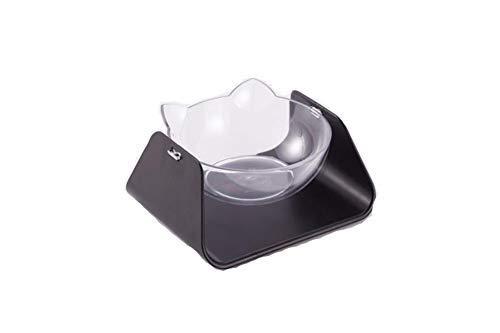 Pet Feeder Dog Bowl Double Bowl Cat Bowl Predection Cervical greenebra Cat Bowl Oblique Mouth Pet Ceramic Bowl Cat Supplies