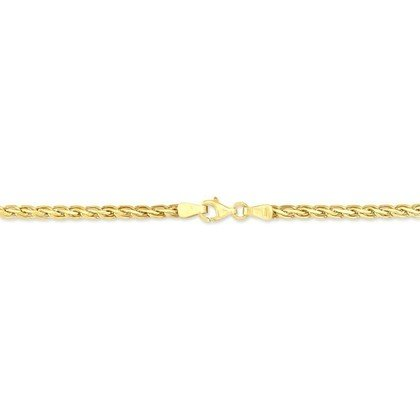 HISTOIRE D'OR - Chaine Or - Femme - Or jaune 375/1000 - Taille Unique
