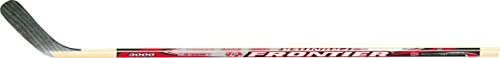 Frontier 3000 Jr Hockey Stick, Right Curve (Ice Hockey Wood Stick)