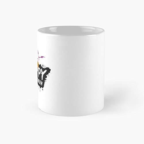 Happy Halloween Spooky 11 Oz Coffee Mug