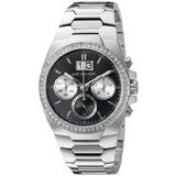 Wittnauer Mens WN3049 30mm Stainless Steel Silver Watch Bracelet