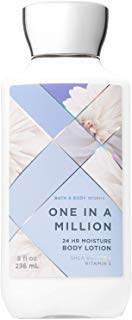Bath and Body Works ONE IN A MILLION Super Smooth Body Lotion 8 Fluid Ounce (2019 Limited Edition) (One In A Million One In A Million)