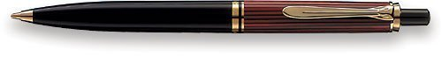 PELIKAN Souveran 400 Gt 7mm Pencil, Red/Black (905000) by Pelikan by Pelikan