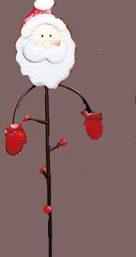 Santa Standing Stocking Holder
