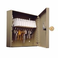 Steelmaster Uni-Tag Key Cabinet, Dual Control Lock, 60 Key Capacity, Sand (2019060AD03) (Steelmaster Lock)