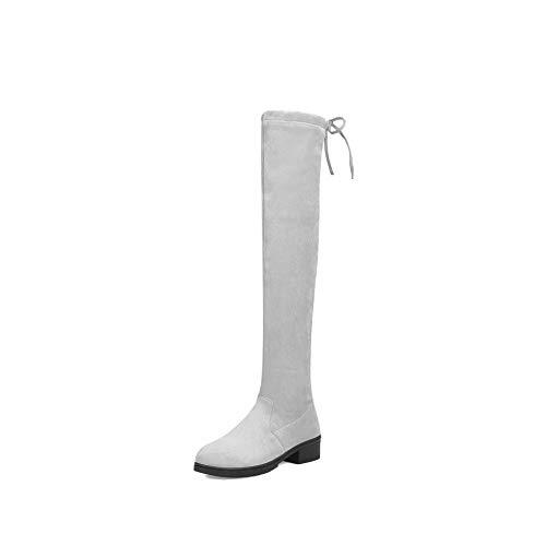 Sandales Abl12152 Compensées Balamasa Gris Femme PYwqg